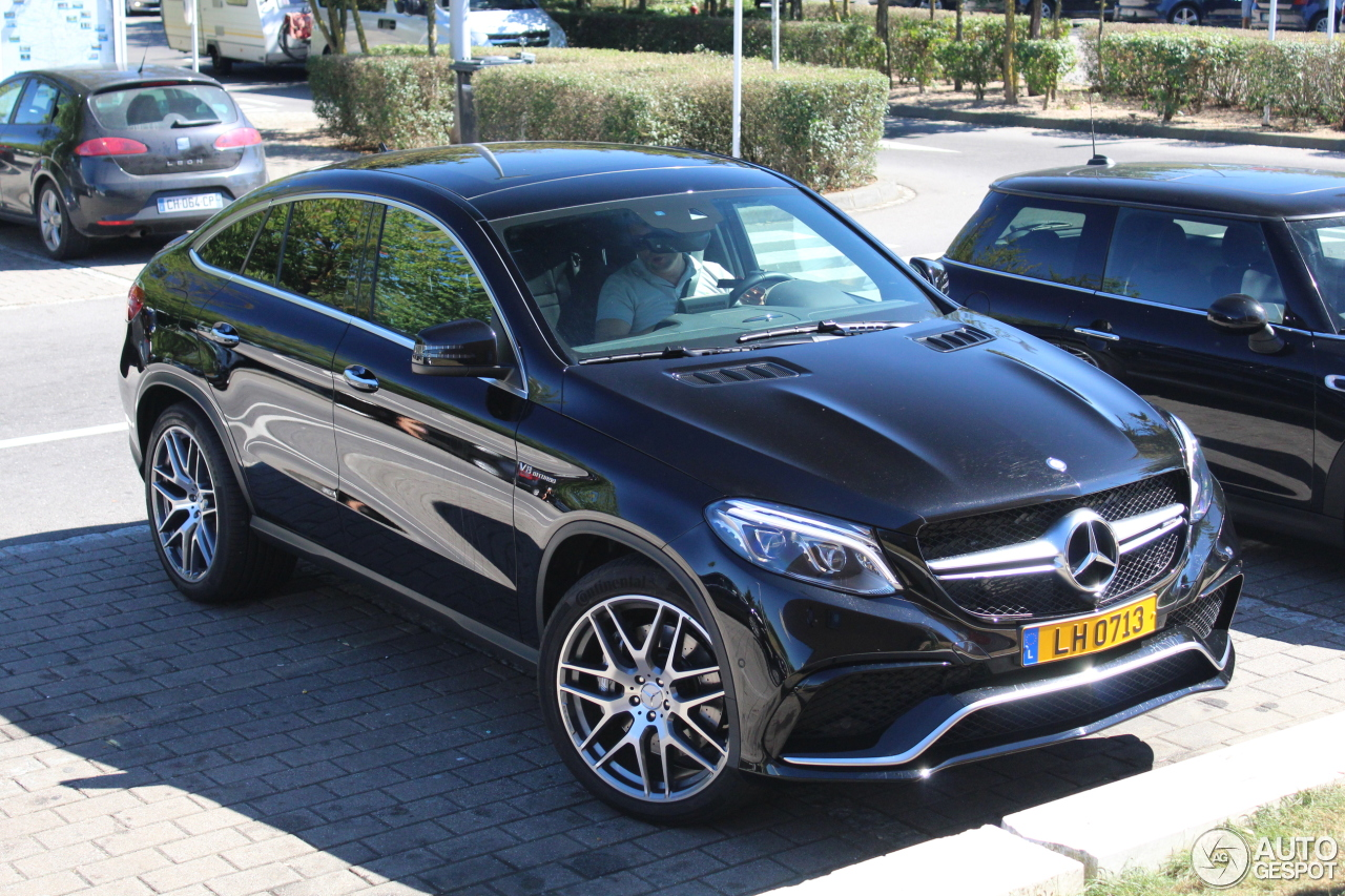 mercedes amg gle 63 coupe 15 november 2016 autogespot. Black Bedroom Furniture Sets. Home Design Ideas