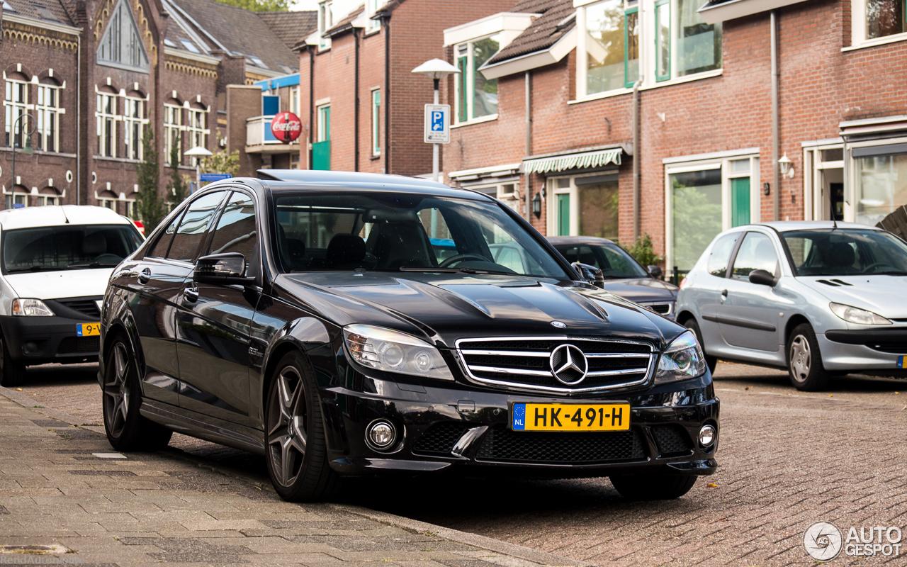 Mercedes Benz C 63 Amg W204 15 November 2016 Autogespot