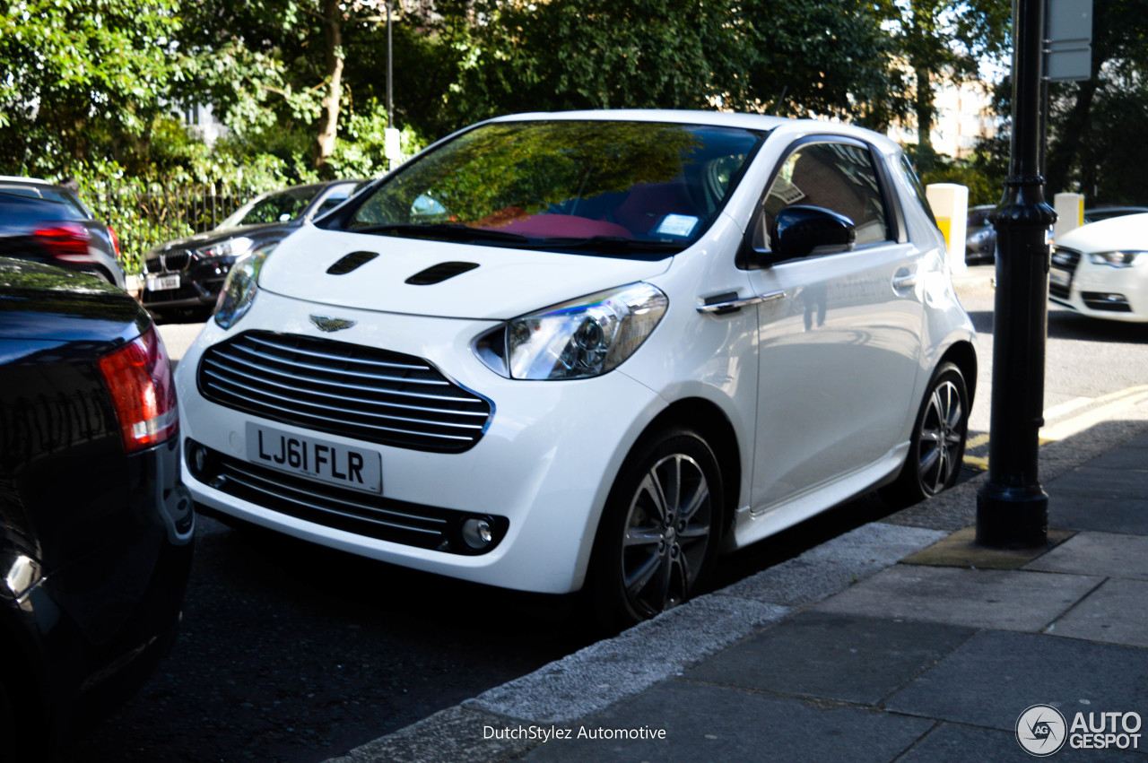 aston martin cygnet 16 novembre 2016 autogespot. Black Bedroom Furniture Sets. Home Design Ideas