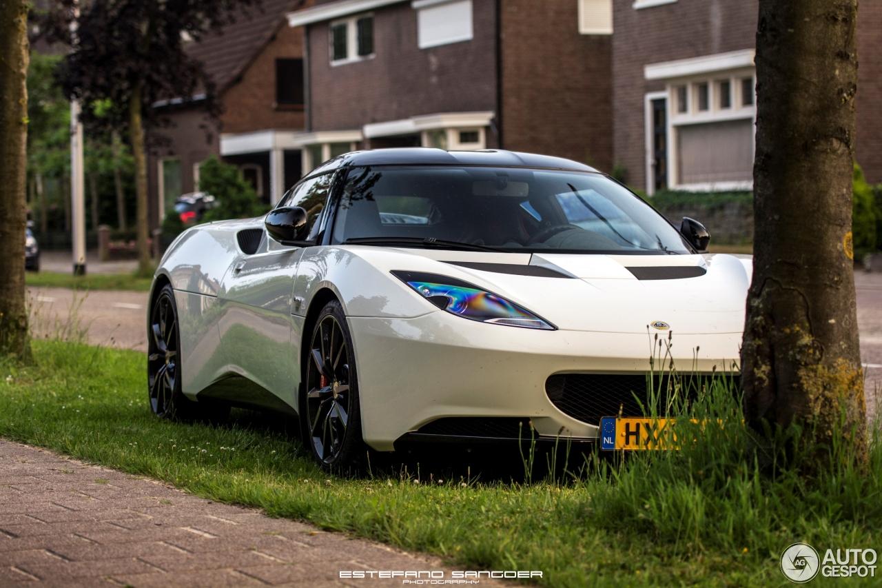 Lotus Evora S Sports Racer - 16 November 2016 - Autogespot
