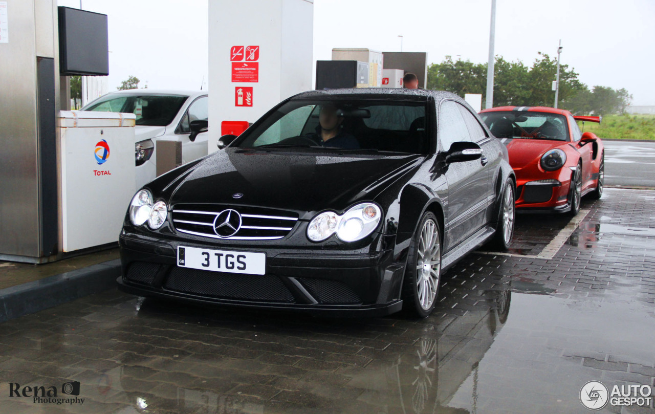 mercedes benz clk 63 amg black series 16 november 2016 autogespot. Black Bedroom Furniture Sets. Home Design Ideas