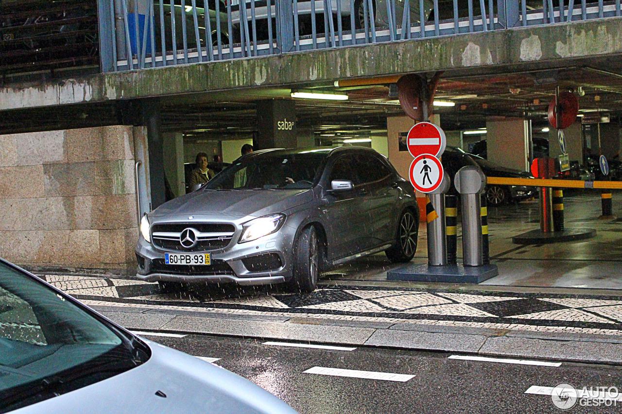 Mercedes-Benz GLA 45 AMG X156 - 16 Novembro 2016 - Autogespot