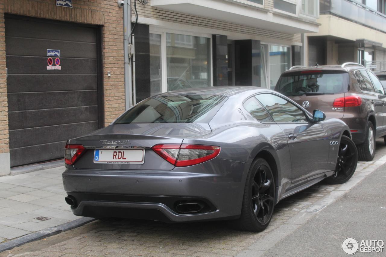 Maserati Granturismo Sport 17 November 2016 Autogespot