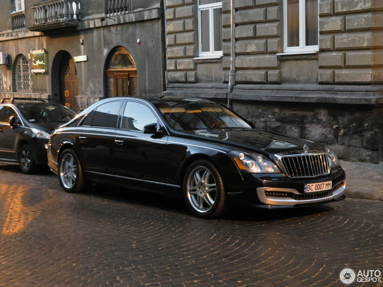 Maybach 57 Xenatec 17 November 2016 Autogespot