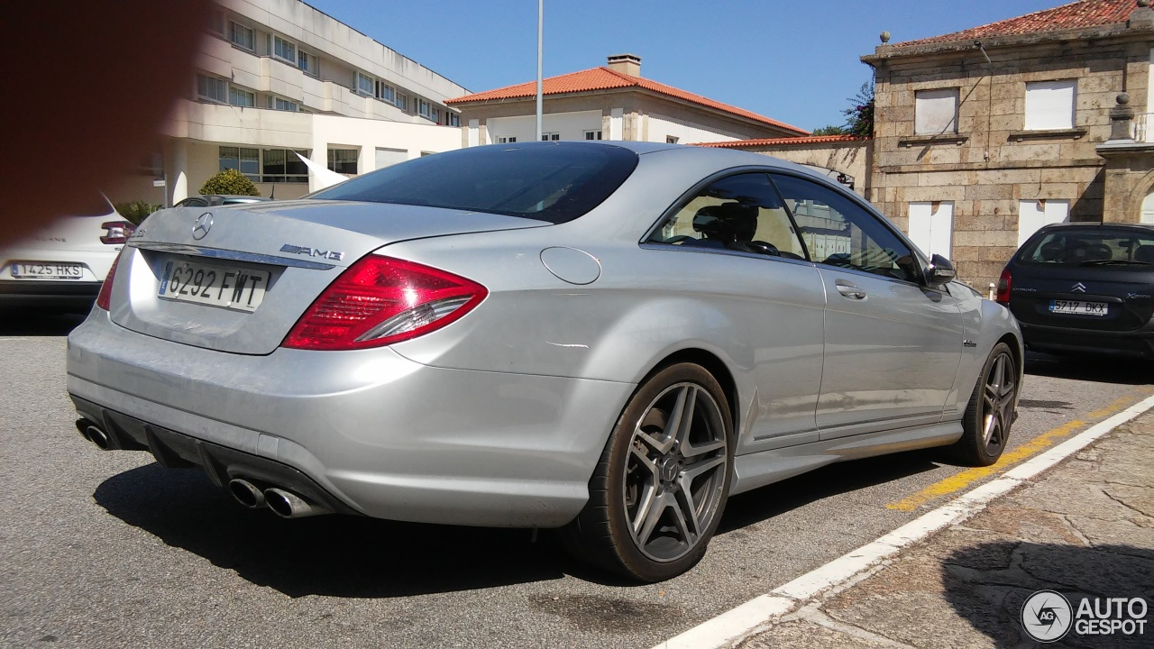 Mercedes benz cl 63 amg c216 17 november 2016 autogespot for Mercedes benz cl 63 amg price