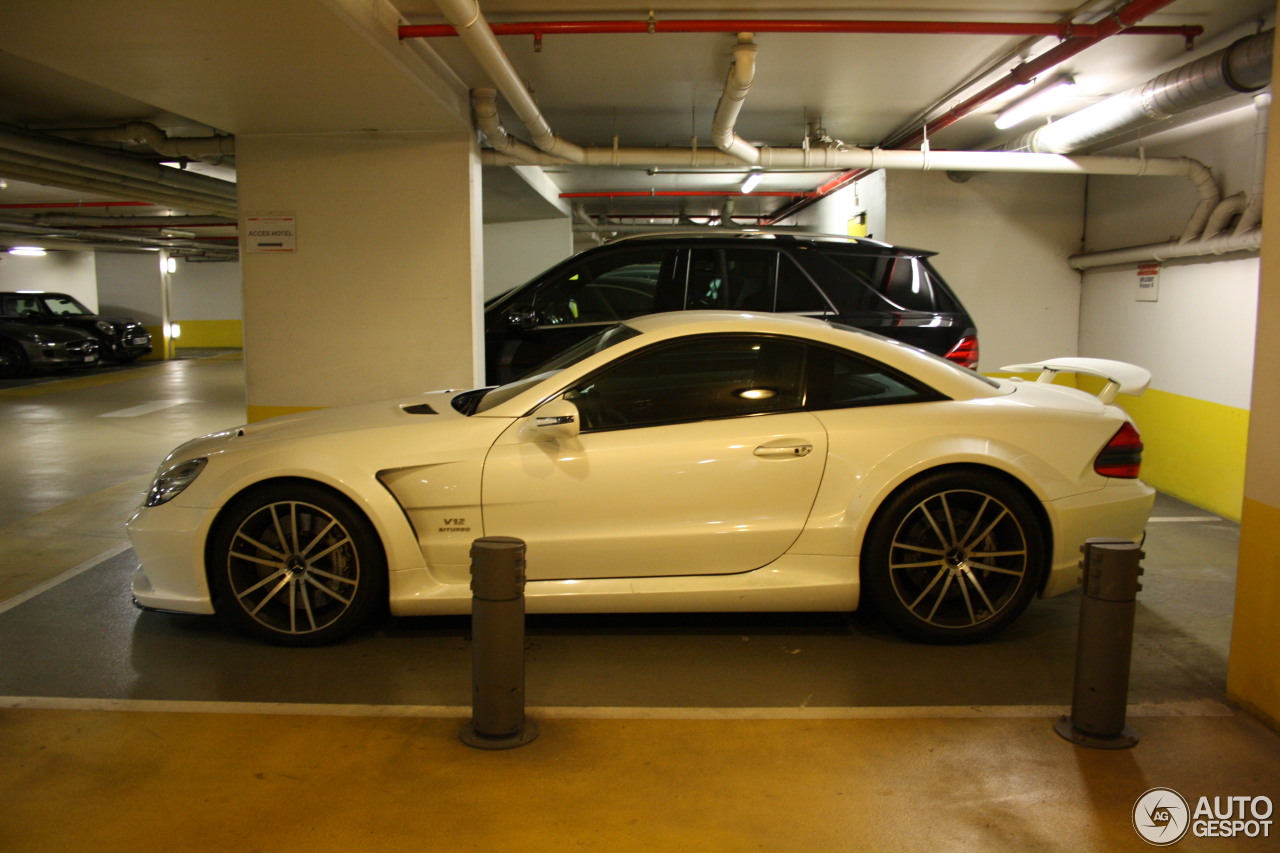 mercedes benz sl 65 amg black series 17 november 2016 autogespot. Black Bedroom Furniture Sets. Home Design Ideas