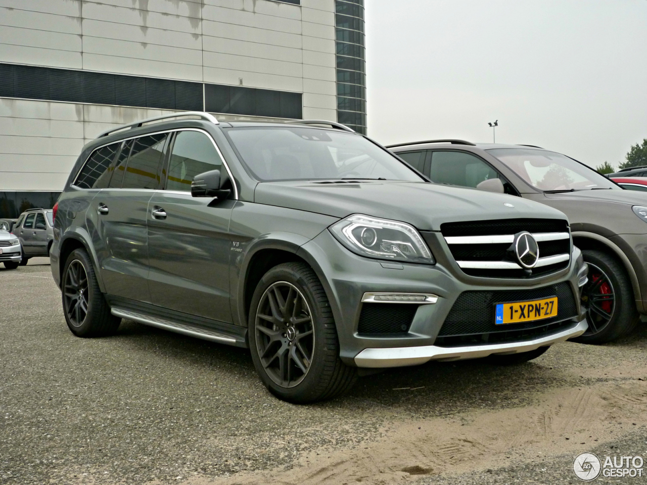 mercedes benz gl 63 amg x166 18 november 2016 autogespot. Black Bedroom Furniture Sets. Home Design Ideas