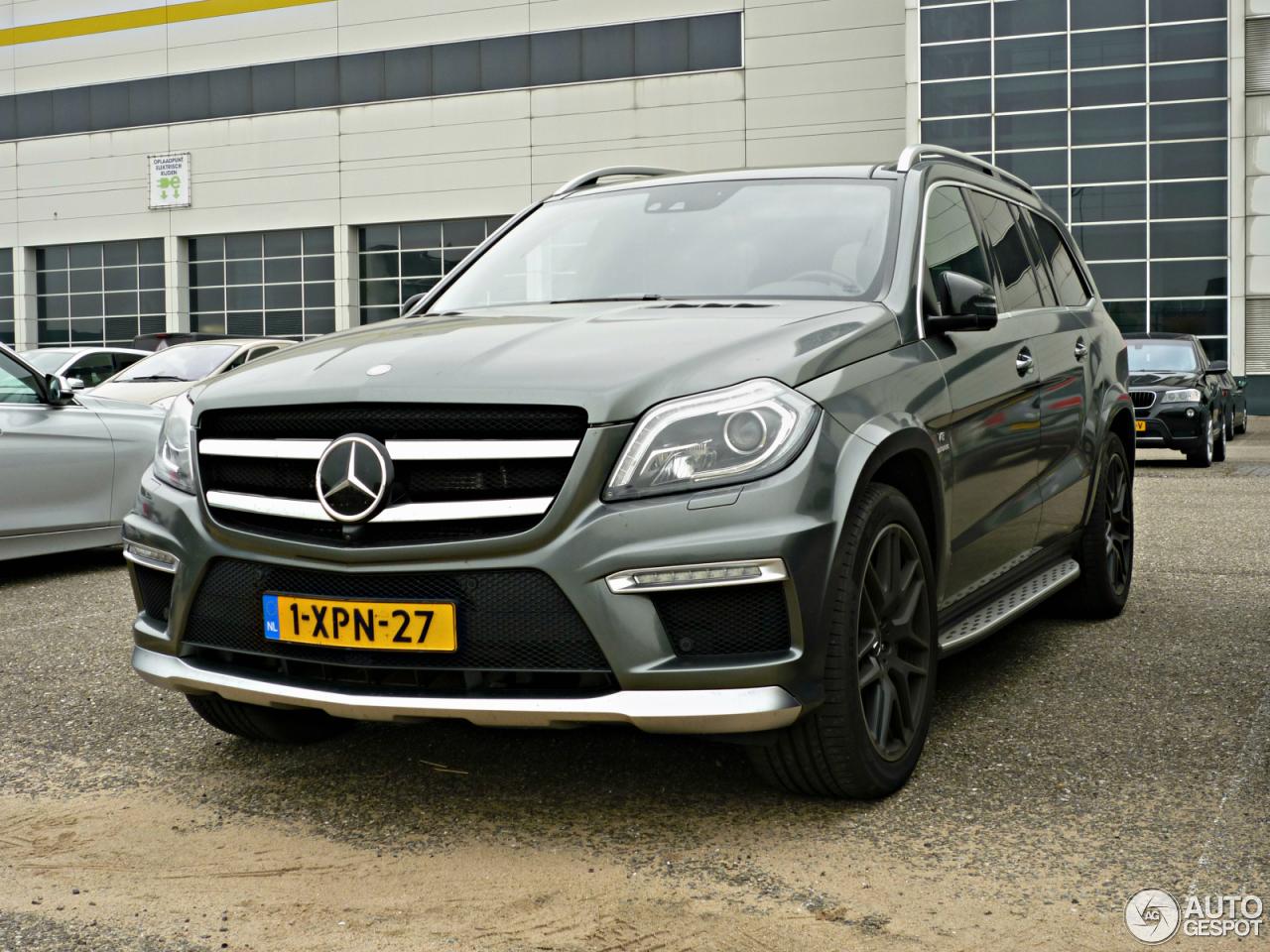 Mercedes benz gl 63 amg x166 18 november 2016 autogespot for 2016 mercedes benz gl