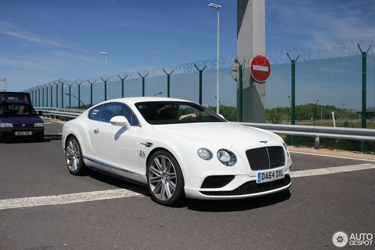 bentley continental gt speed 2016 19 november 2016 autogespot. Cars Review. Best American Auto & Cars Review
