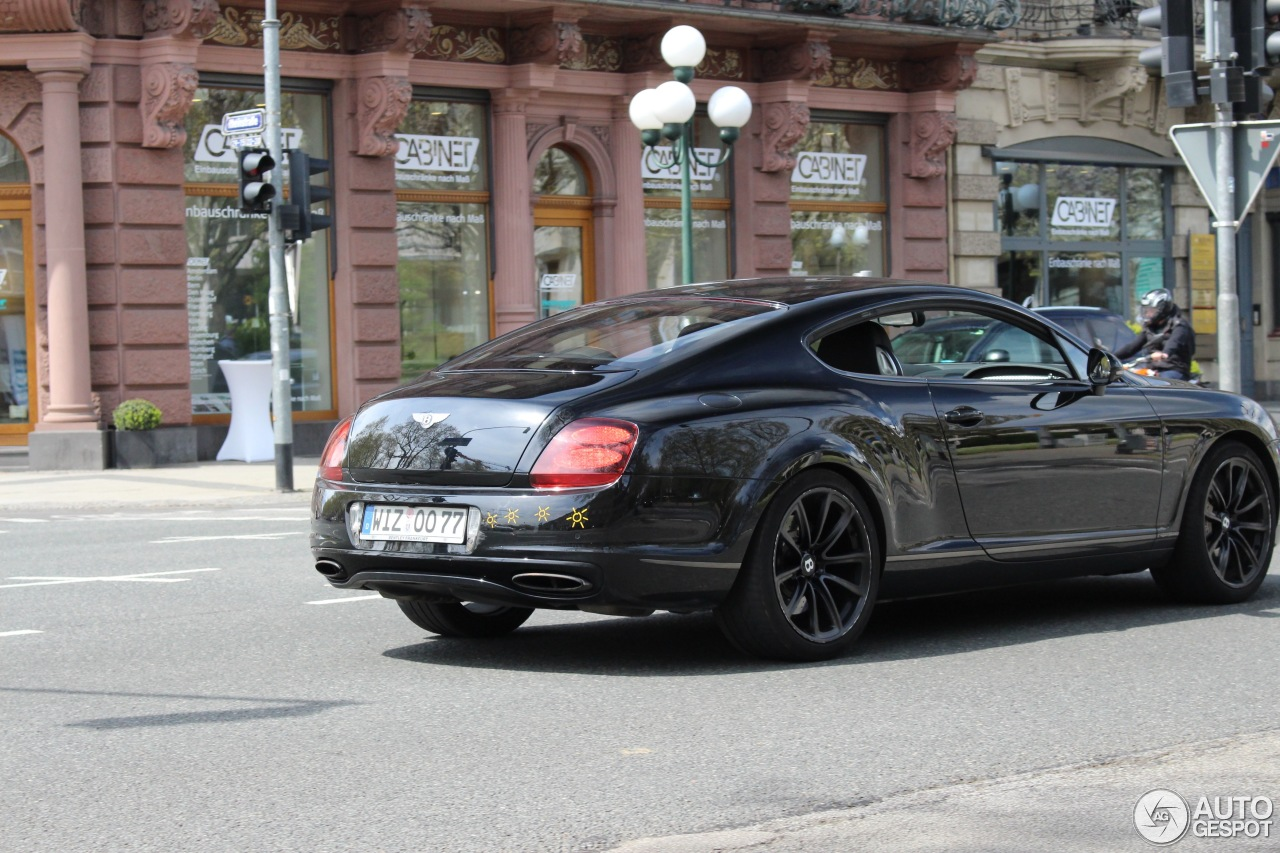 bentley continental supersports coup 19 november 2016 autogespot. Cars Review. Best American Auto & Cars Review
