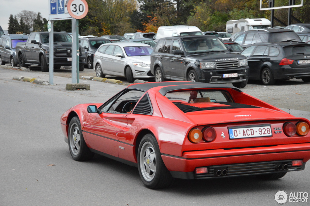 Ferrari 328 Gts 19 November 2016 Autogespot