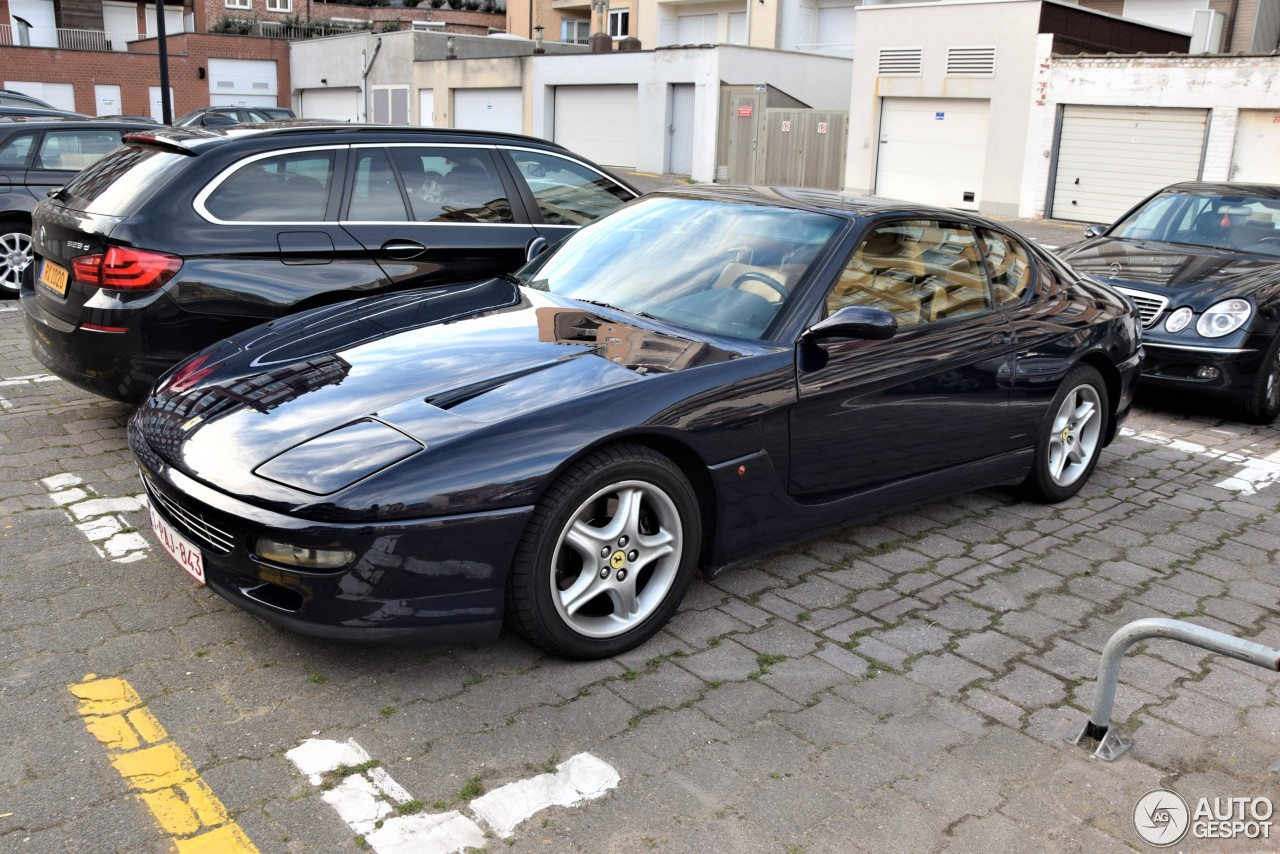 ferrari 456 gt 19 november 2016 autogespot. Black Bedroom Furniture Sets. Home Design Ideas