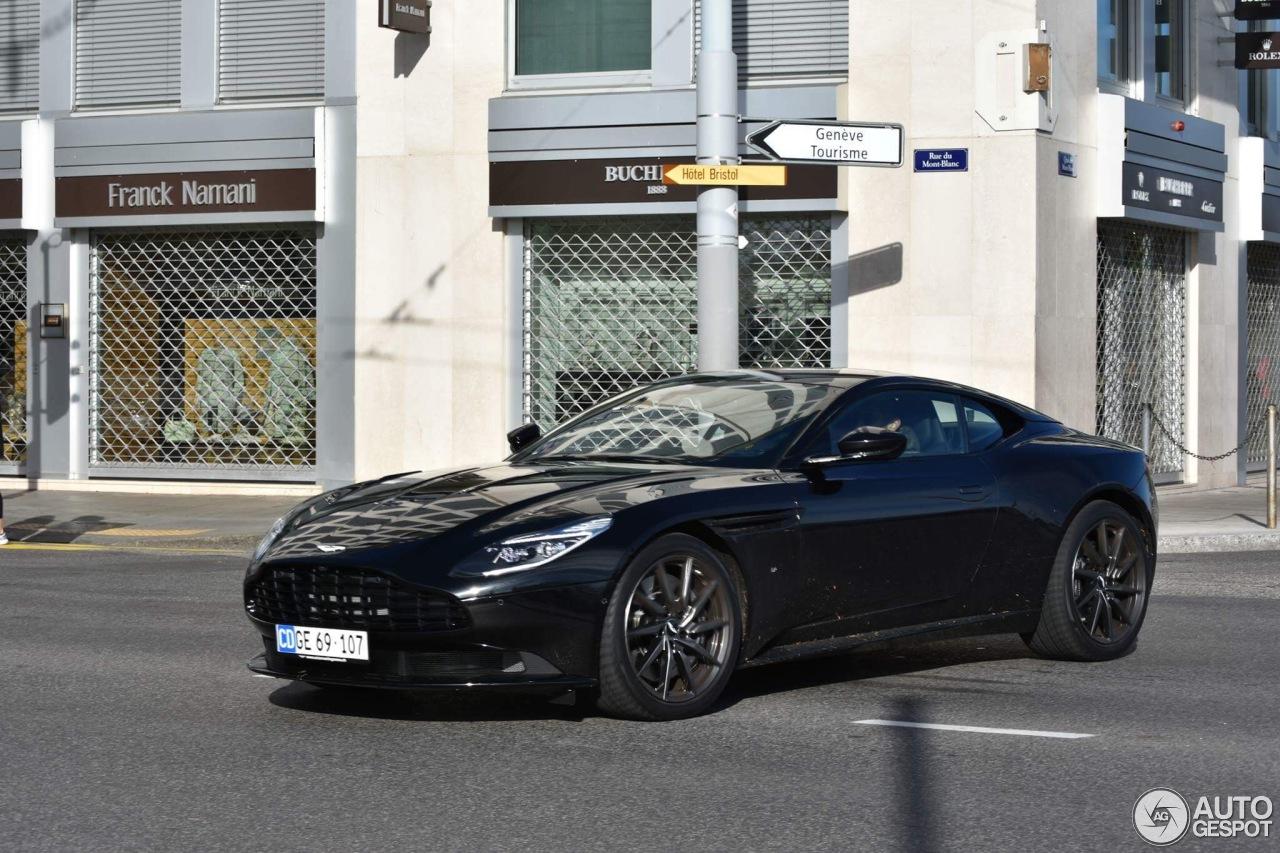 Aston Martin Db11 20 November 2016 Autogespot