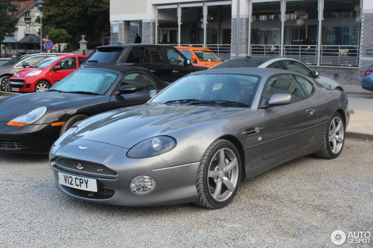 Aston Martin Db7 Gt 20 November 2016 Autogespot