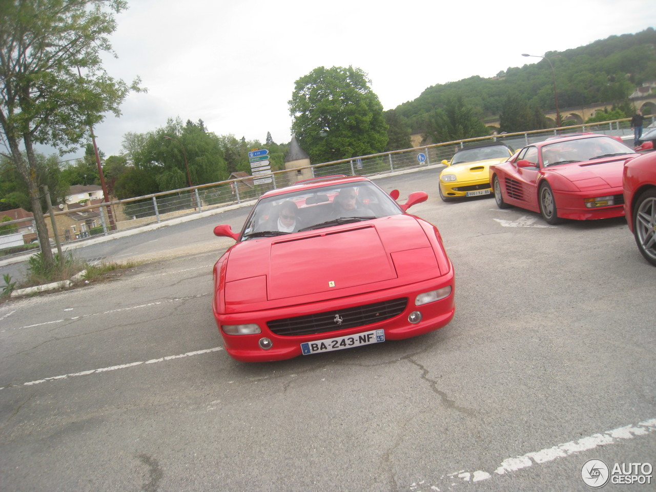 Ferrari F355 GTS - 20 November 2016 - Autogespot