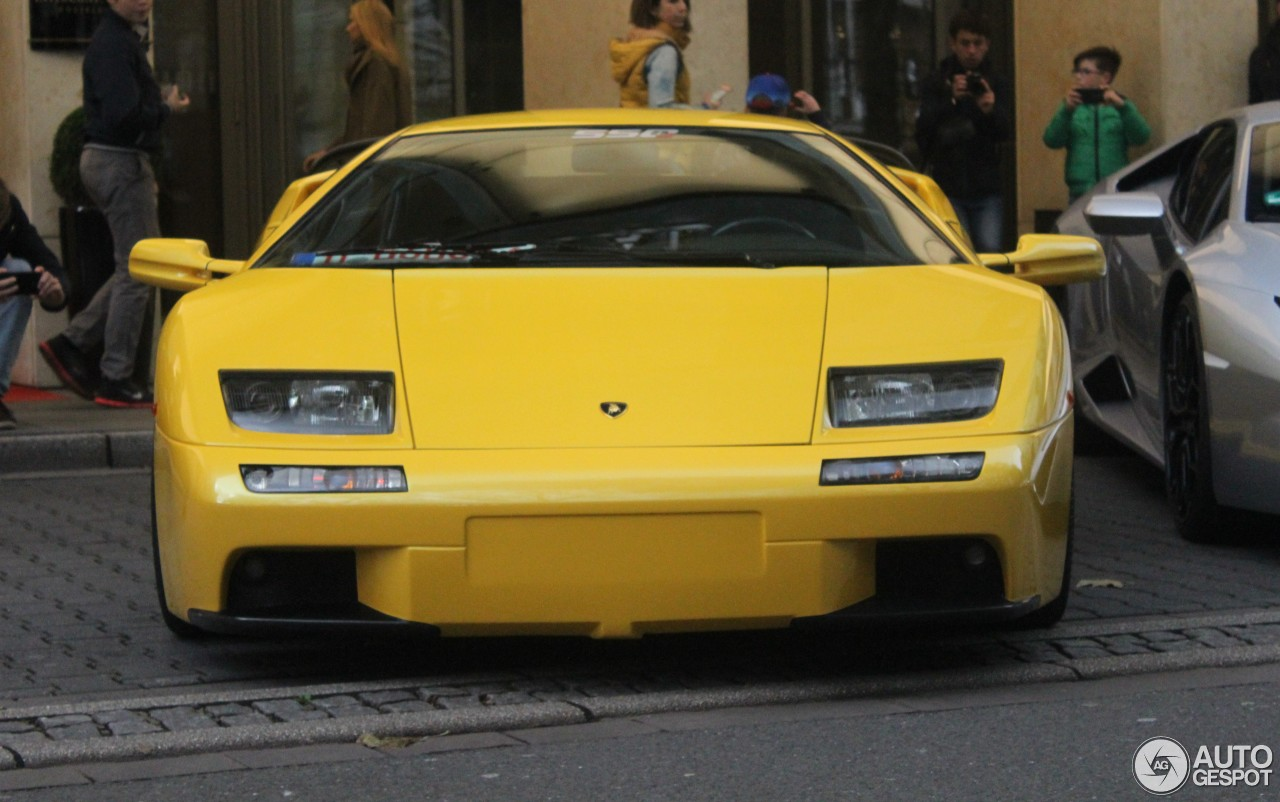 Lamborghini Diablo Vt 6 0 20 November 2016 Autogespot
