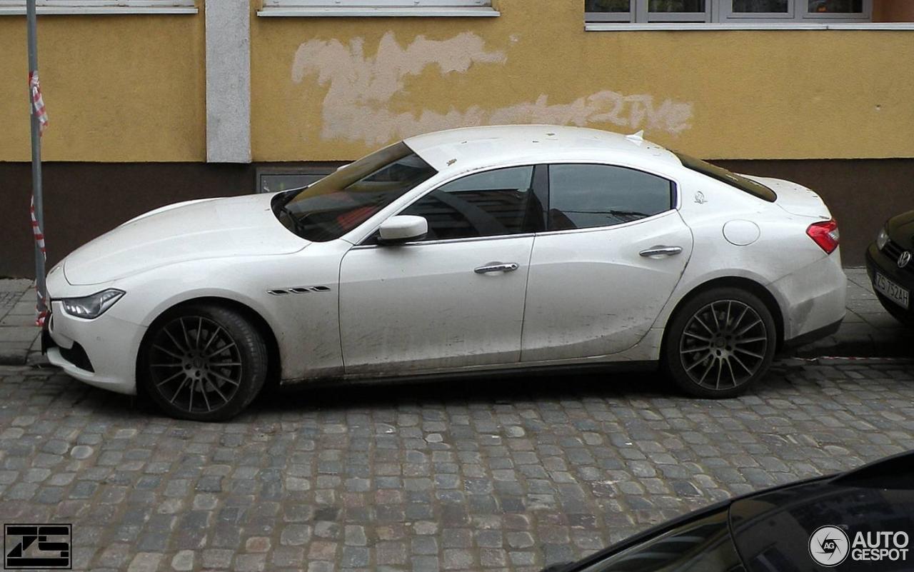 Maserati Ghibli 2013 20 november 2016 Autogespot