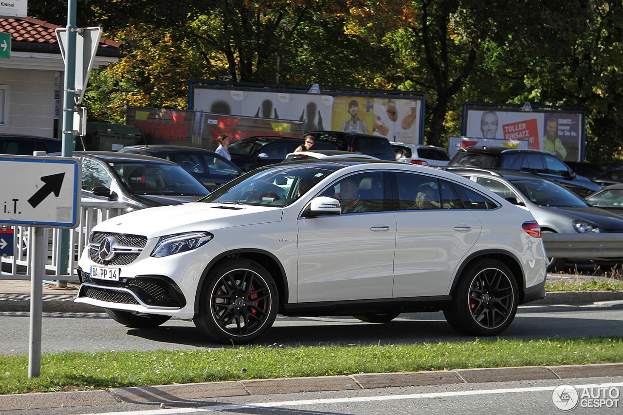 mercedes amg gle 63 s coup 20 novembre 2016 autogespot. Black Bedroom Furniture Sets. Home Design Ideas