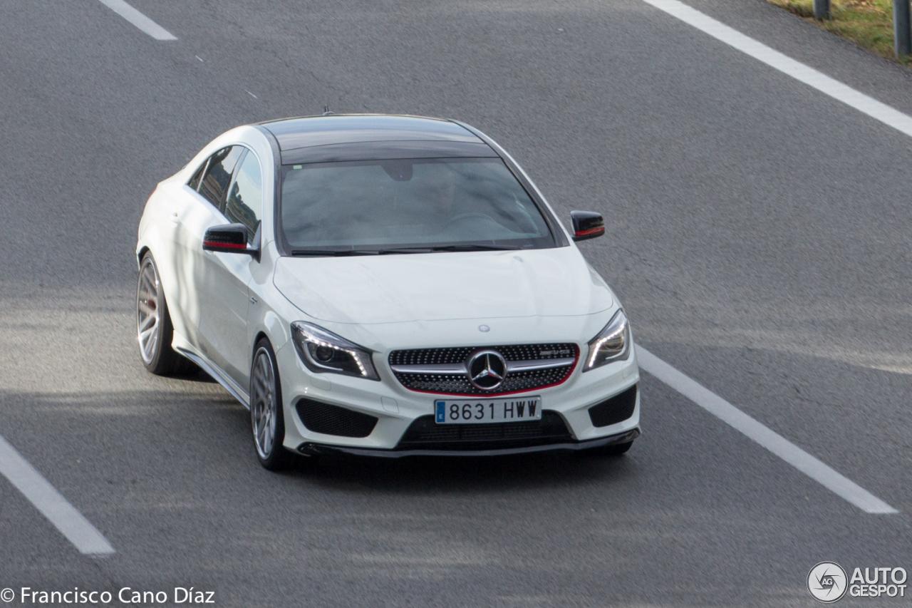 Mercedes benz cla 45 amg c117 20 november 2016 autogespot for Mercedes benz cla 250 amg price