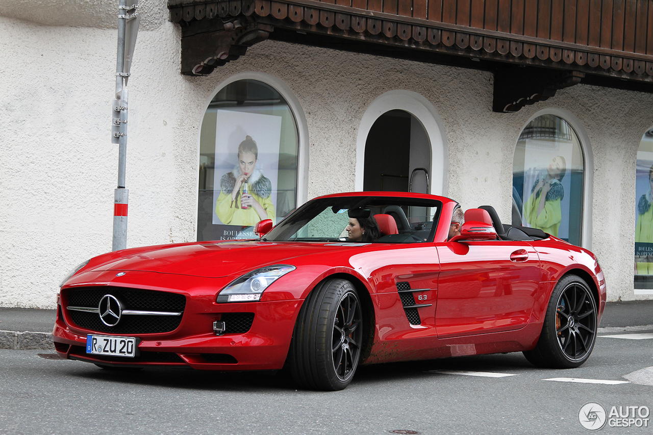 mercedes benz sls amg gt roadster 20 november 2016 autogespot. Black Bedroom Furniture Sets. Home Design Ideas
