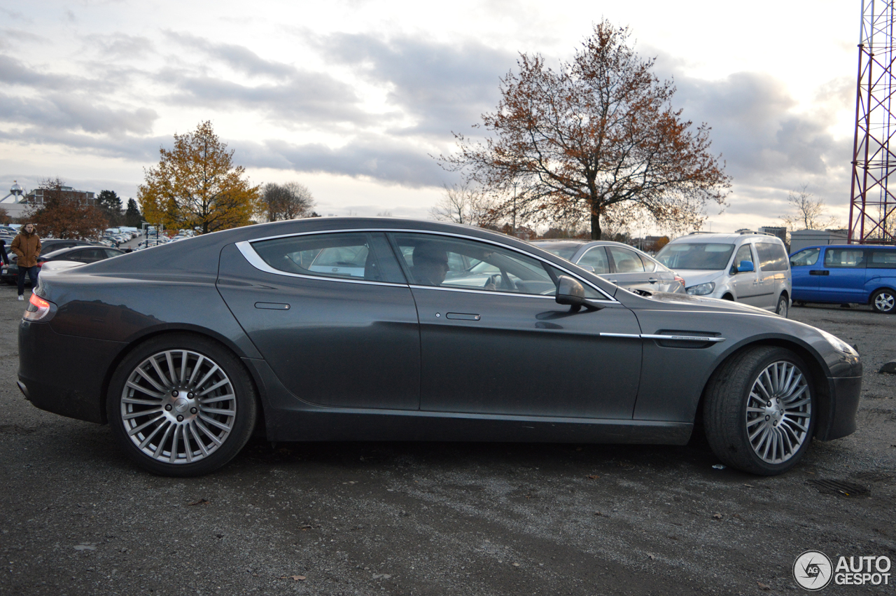 aston martin rapide s 21 november 2016 autogespot. Cars Review. Best American Auto & Cars Review