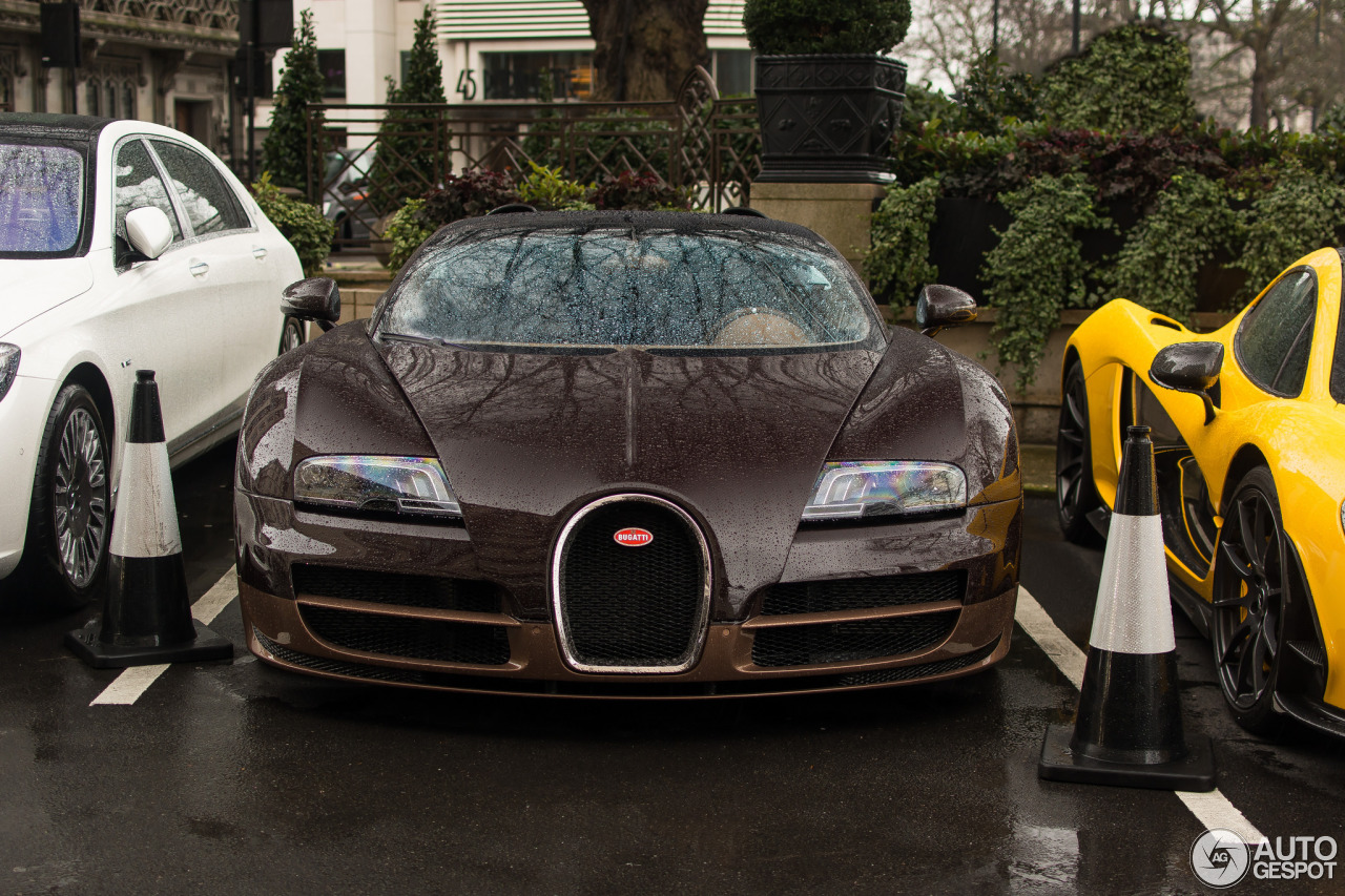 bugatti veyron 16 4 grand sport vitesse rembrandt bugatti 21 november 2016 autogespot. Black Bedroom Furniture Sets. Home Design Ideas