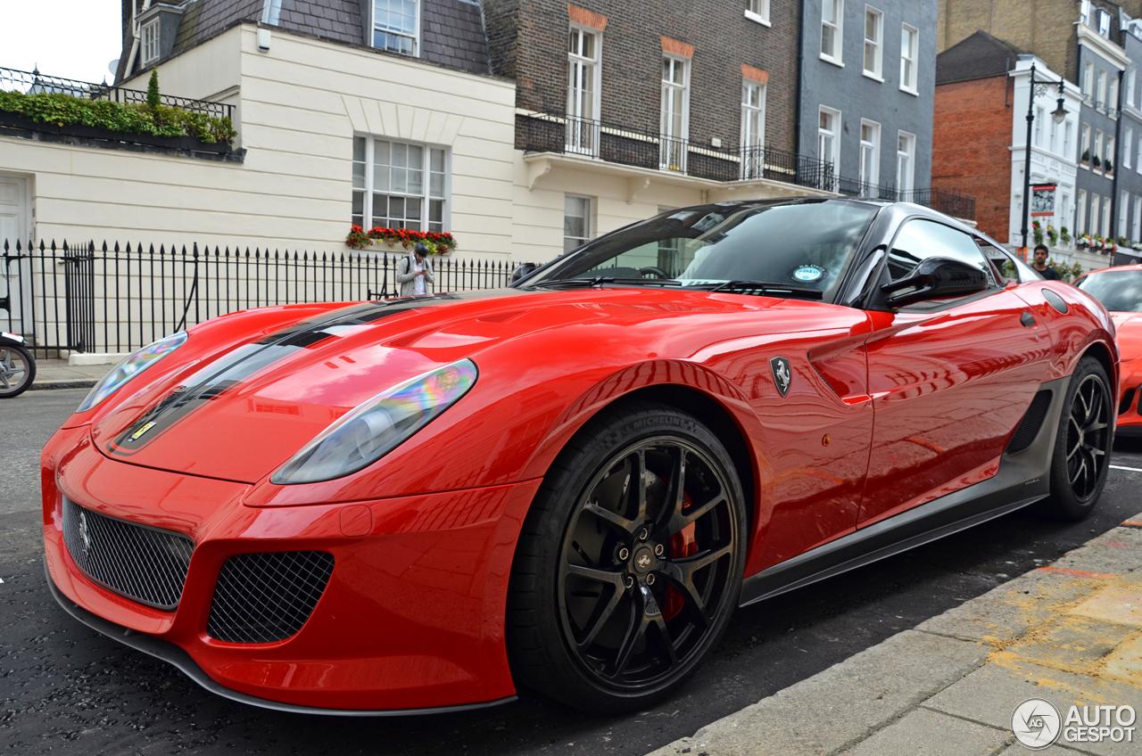 Ferrari 599 GTO  22 November 2016  Autogespot