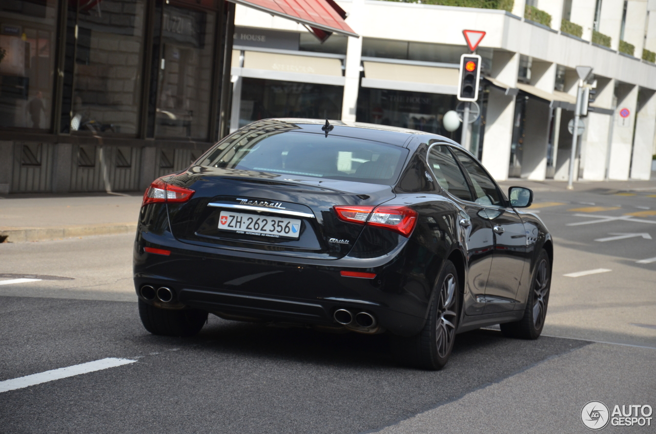 Maserati Ghibli 2013 22 november 2016 Autogespot