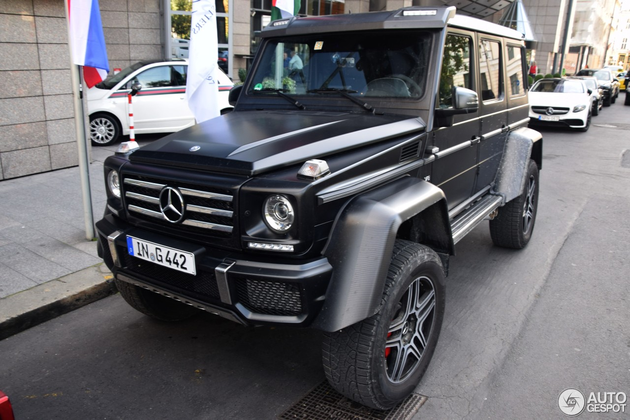 mercedes benz g 500 4x4 22 november 2016 autogespot