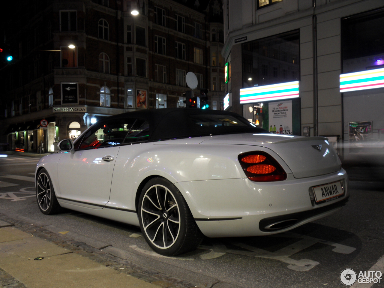 bentley continental supersports convertible 23 november 2016. Cars Review. Best American Auto & Cars Review