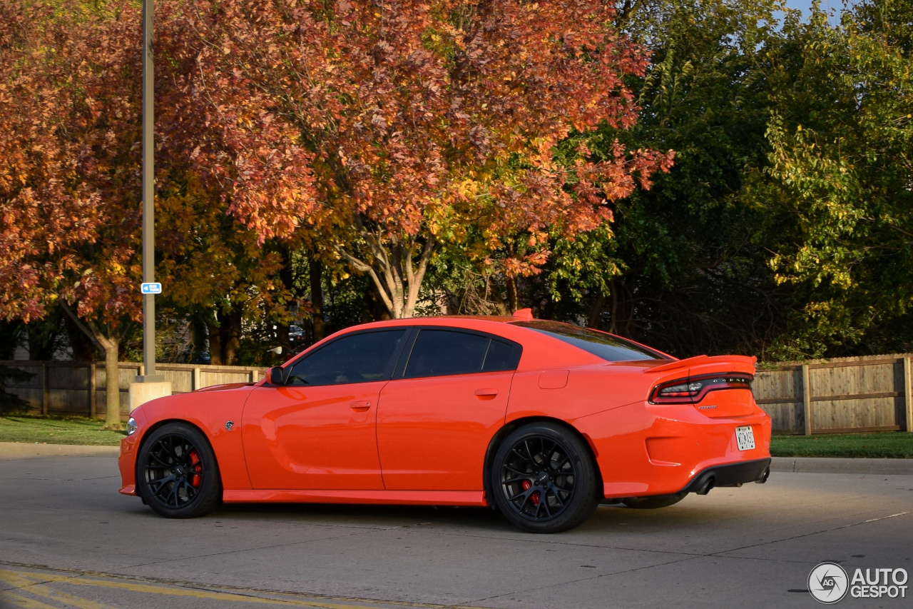 Dodge Charger Srt Hellcat 2015 24 November 2016 Autogespot