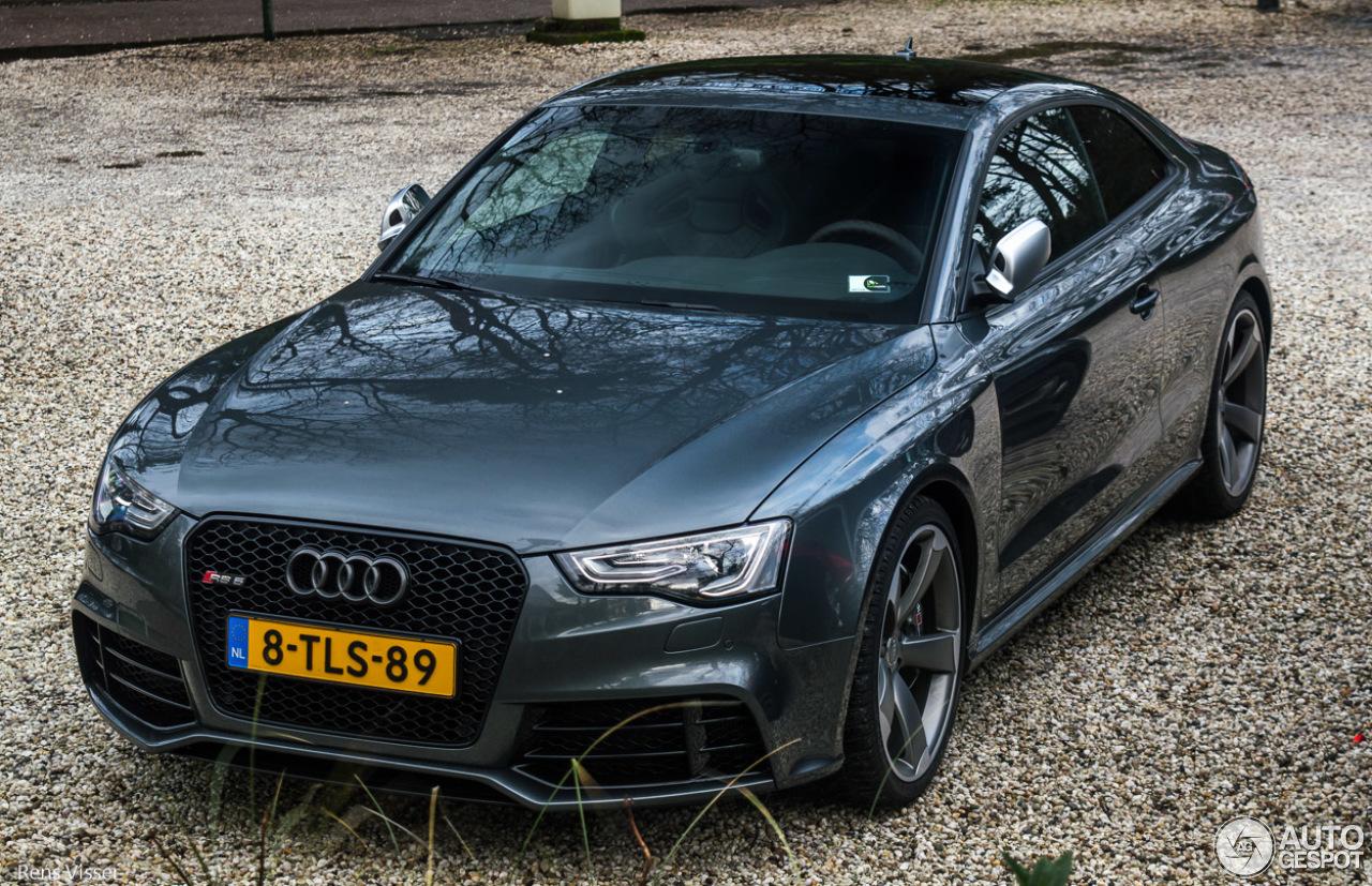Audi Rs5 B8 2012 1 January 2016 Autogespot