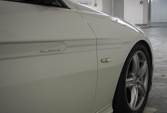 Alpina D3 Bi-turbo Sedan 2009