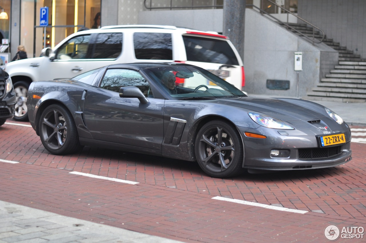 Chevrolet Corvette C6 Grand Sport 2 January 2016