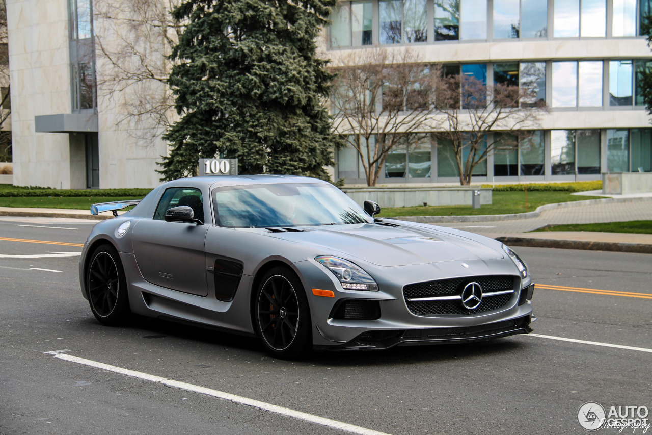 Mercedes benz sls amg black series 3 january 2016 for Mercedes benz of tysons corner staff
