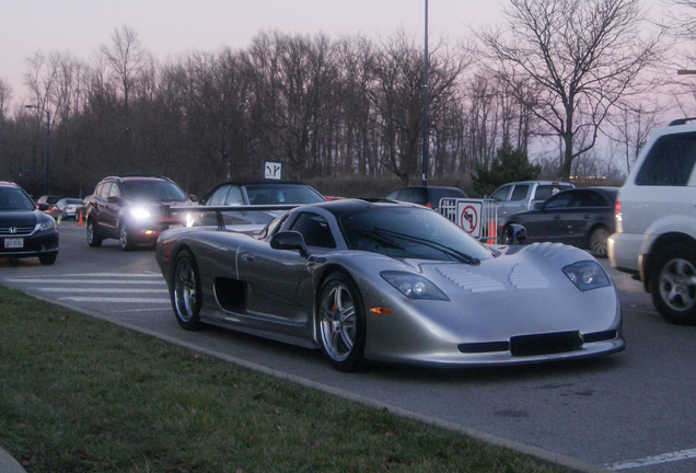 mosler exotic car