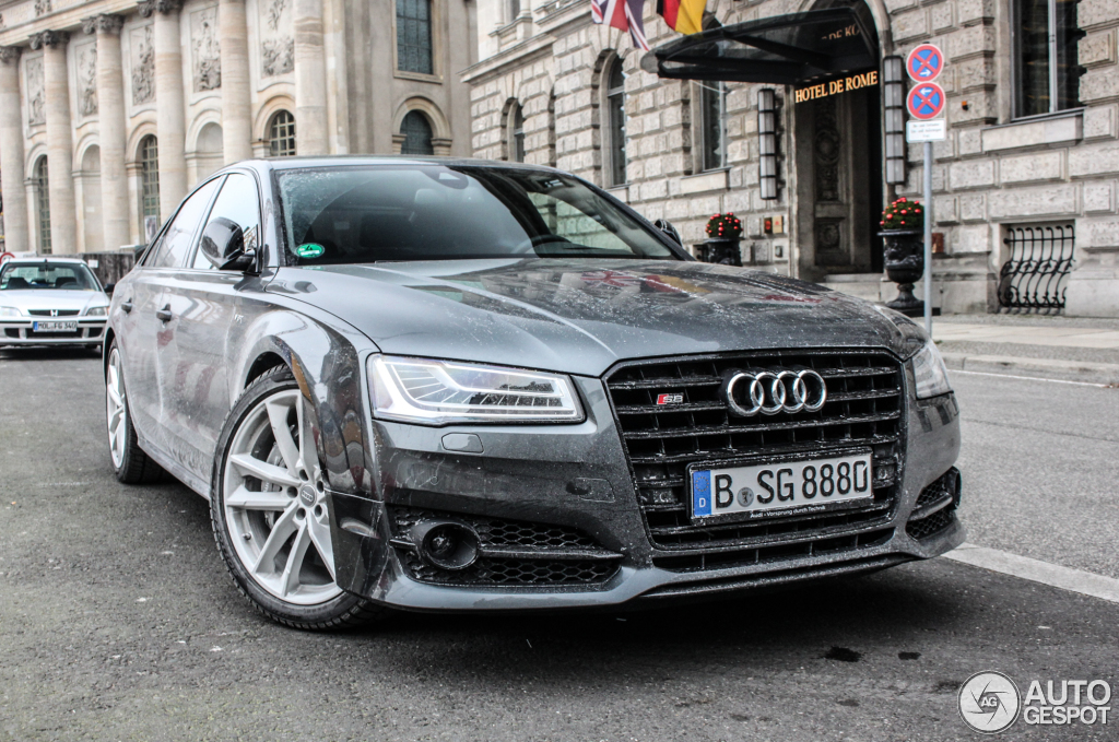 Audi S8 D4 Plus 2016 5 Januari 2016 Autogespot