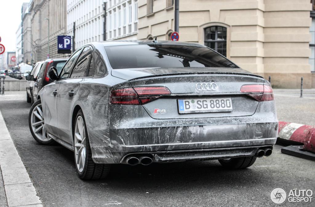 Audi S8 D4 Plus 2016 - 5 January 2016 - Autogespot