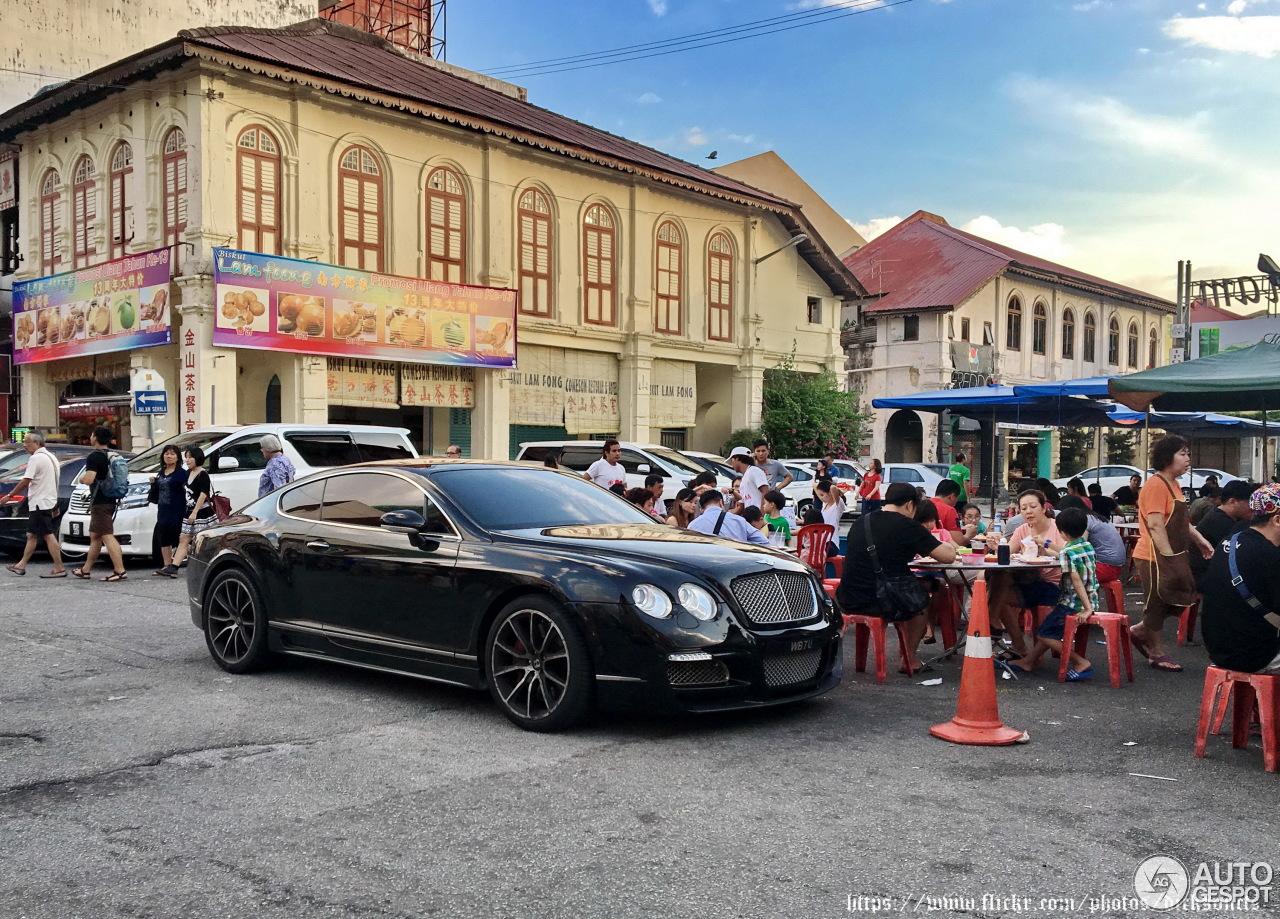 Bentley Continental GT ASI