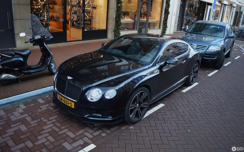 Bentley Continental GT V8 5 January 2016 Autogespot