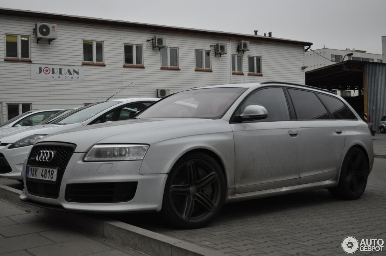 Audi MTM RS6 Avant C6 - 7 January 2016 - Autogespot