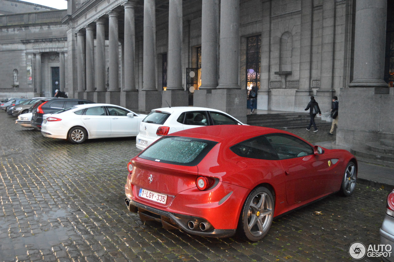 ferrari ff 7 january 2016 autogespot. Black Bedroom Furniture Sets. Home Design Ideas