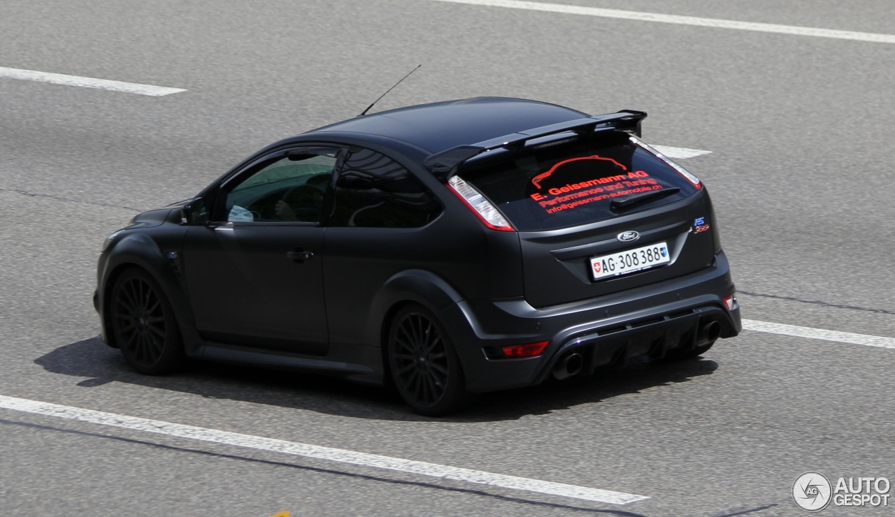ford focus rs 500 7 january 2016 autogespot. Black Bedroom Furniture Sets. Home Design Ideas