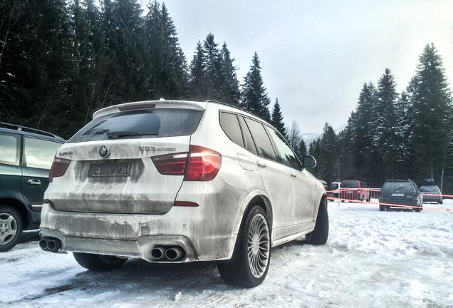 Alpina XD3 Biturbo 2015