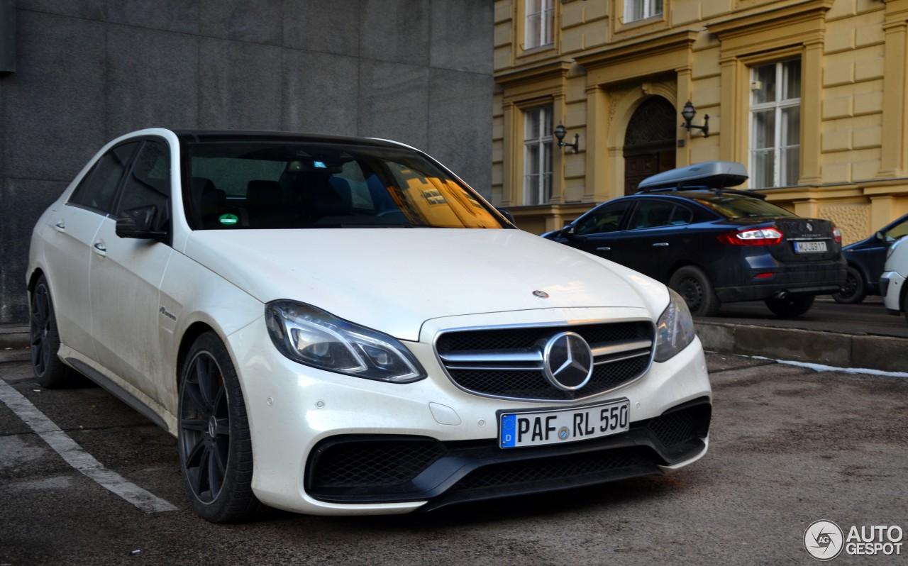 Mercedes Benz E 63 Amg S W212 8 January 2016 Autogespot