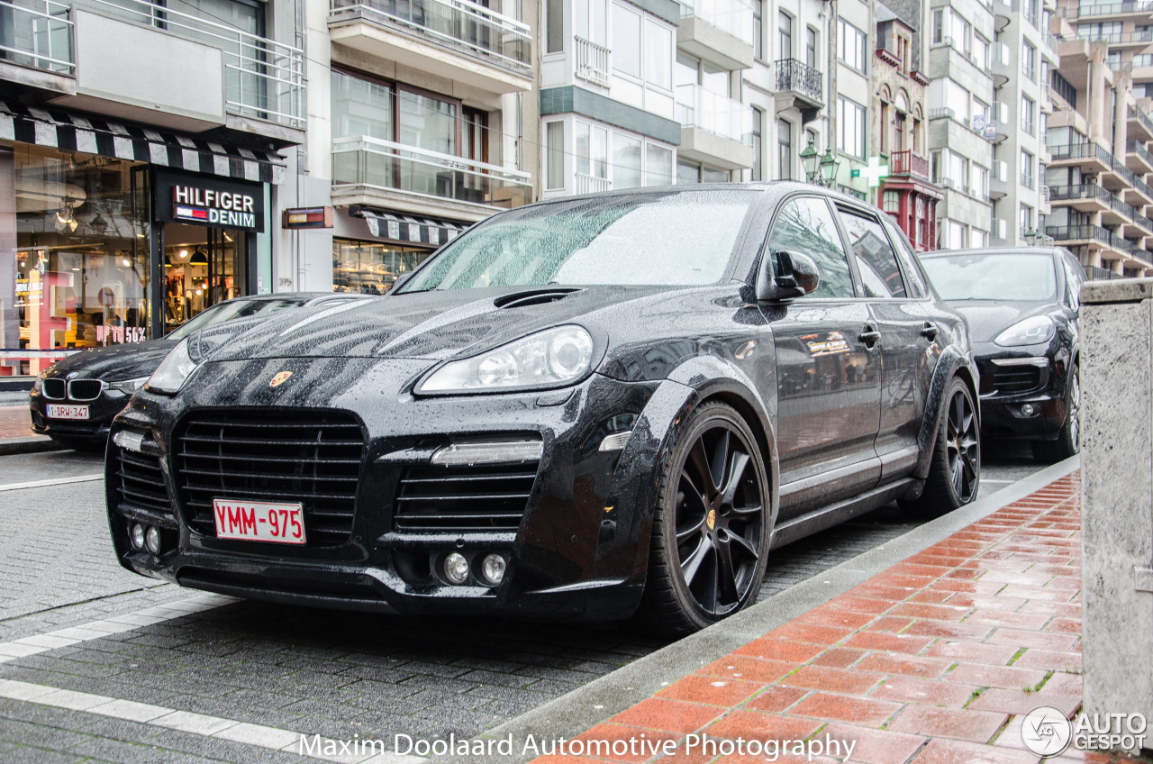 Porsche Cayenne Turbo S Techart Magnum Sport Porsche Car