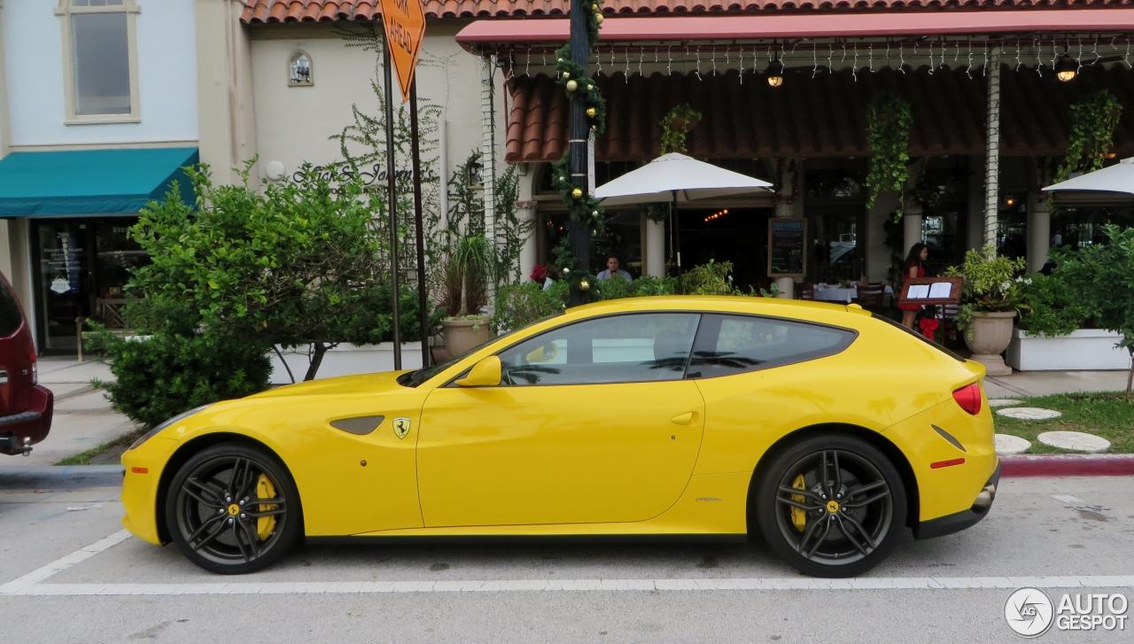 Ferrari Ff 10 Januar 2016 Autogespot