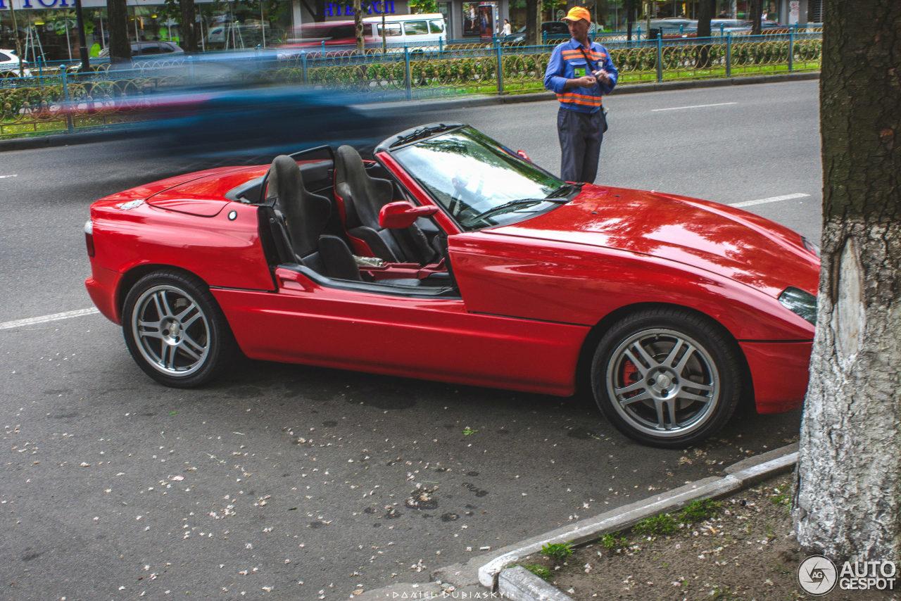 Bmw Z1 Bmw Z1 Autogespot Bmw Z1 High Resolution Image