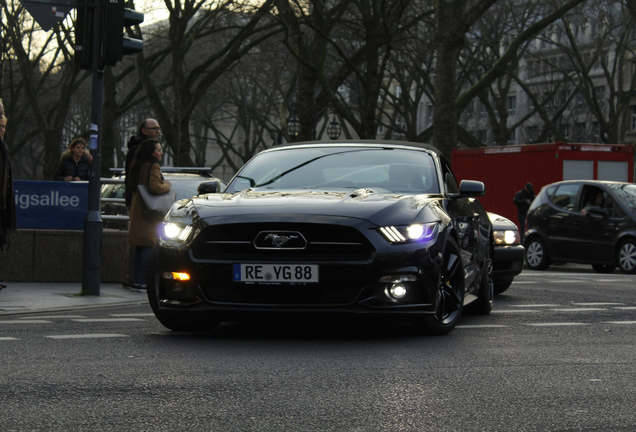 Ford Mustang GT 50th Anniversary Convertible