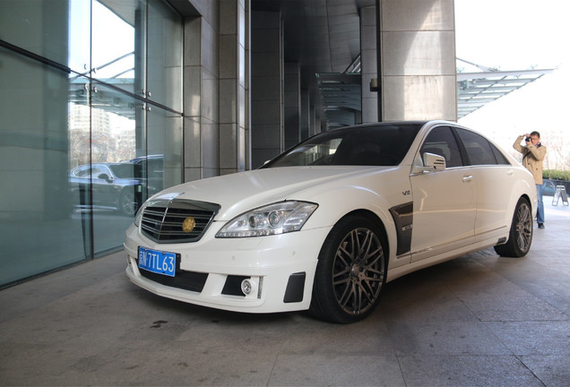 Mercedes-Benz Brabus 60S Dragon Year Limited Edition